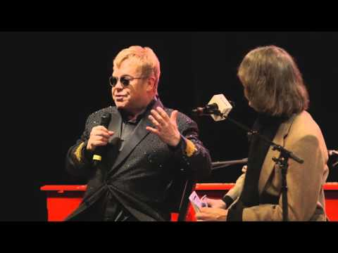 "Elton John  on Bernie Taupin: ""He's been Brilliant""   SiriusXM"