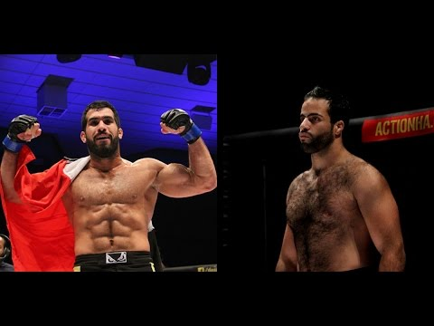 Desert Force 21 Mostafa Rashed (Arabie Saudi )Vs Osama Alsaedy (Egypt) Title 93KG