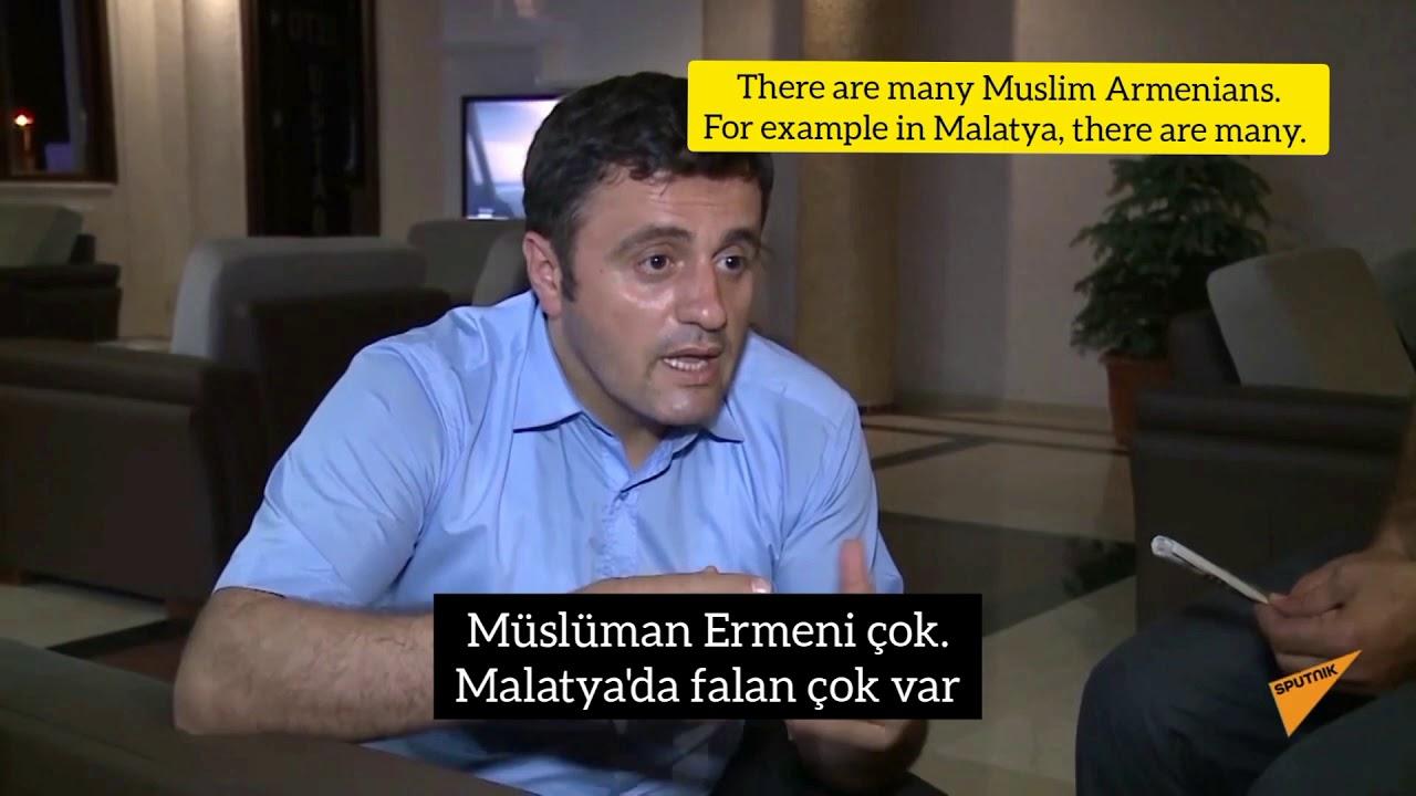 Ben Müslümanım ve Ermeniyim / I am Muslim and Armenian