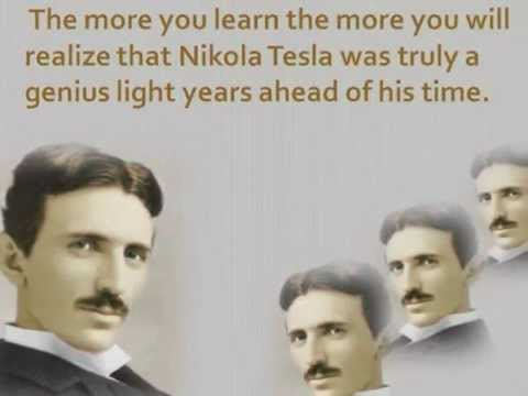 thesis on nikola tesla