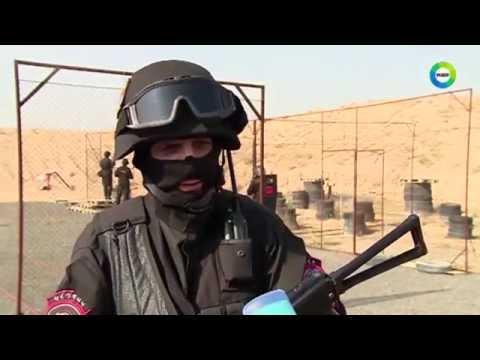Полицейский спецназ «Черные пантеры»