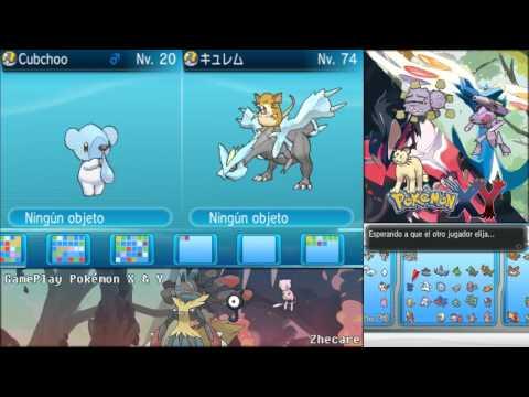 Completando la Pokédex nacional #6 - Pokémon X & Y ...
