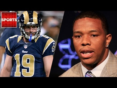 Should WES WELKER Play Football? | Would You Sign Ray Rice?