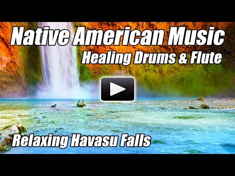 Native American Indian Music Relax Spiritual Flute New Age Shamanic Drums Healing Spa Meditation