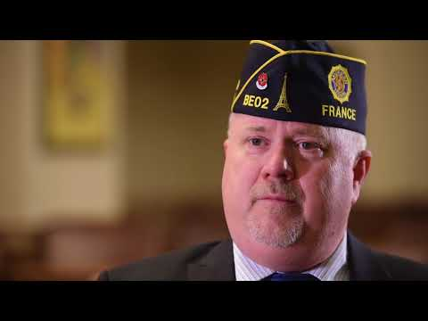 I Am The American Legion: Joe Schram
