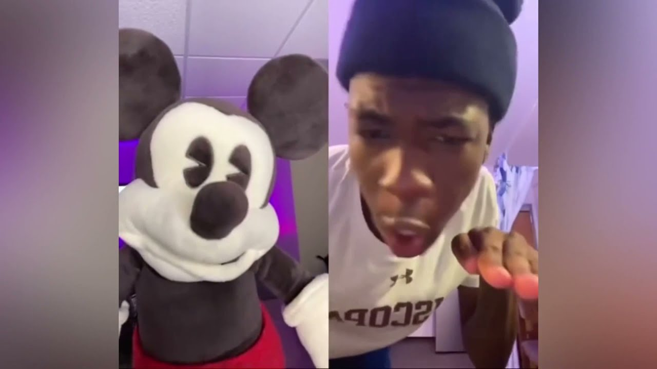 Download Mickey Mouse REACTS on TikTok Compilation Part 10 (@HassanKhadair)