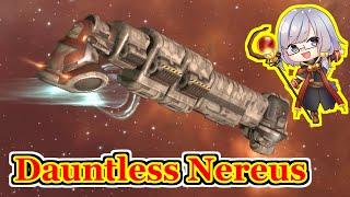 EVE Online - Dauntless Nereus [Transport ship solo PvP]