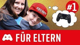 10 Dinge, die Eltern von Gamern wissen müssen