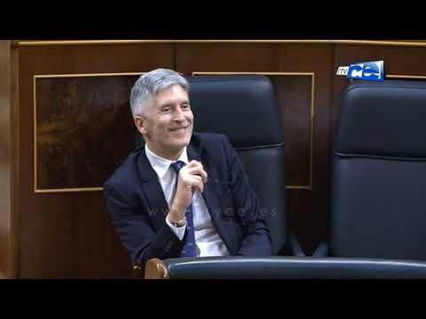 Teresa López Interpela al ministro de Migraciones sobre los MENA de Ceuta y Melilla