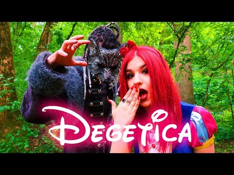 LUCY - DEGETICA (OFFICIAL VIDEO)