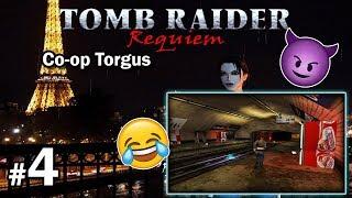 "[TRLE] Tomb Raider Requiem - Co-Op Torgus - LvL1 [4/4] - ""Czasówka i metro"""