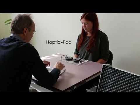 Haptic Threshold Test