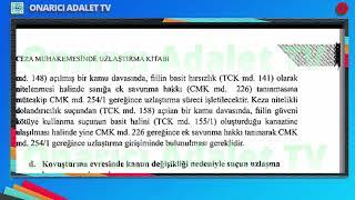 AÇDB UZLAŞTIRMACI EĞİTİM YENİ KİTAP - (58- 68 Say - II Bölüm) Av.Aysun Tıraş'ın Sesinden SESLİ DİNLE