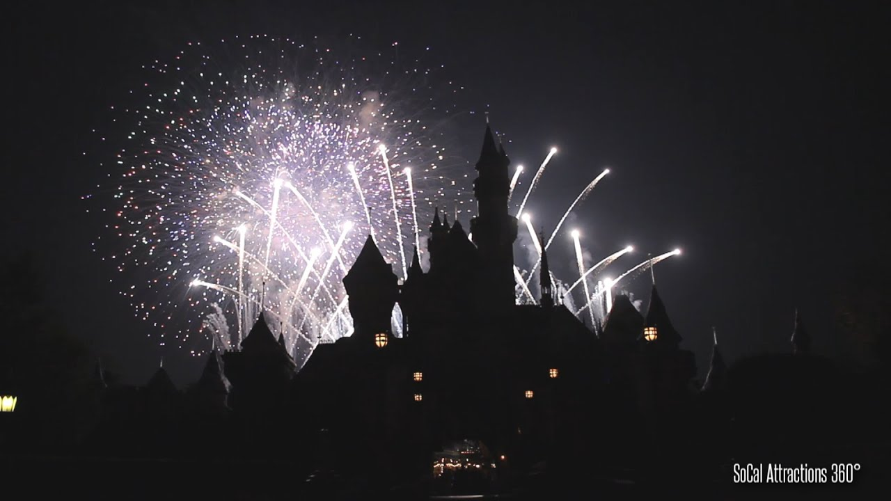 fantasy fireworks