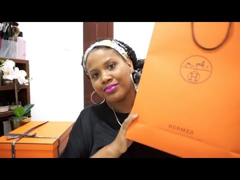 """Hermes """"Oran"""" Unboxing + My Shopping Experience"""