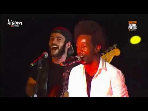 M'vula - Tristezas e Alegrias (African Rap Metal Live)