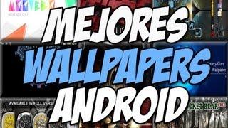 Mejores fondos en movimiento para android | Live wallpapers - happy tech android