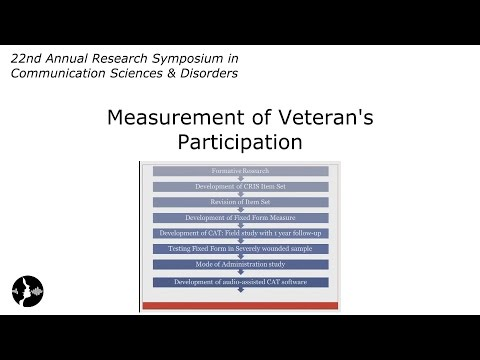 Developing a Measure of Veterans' Participation