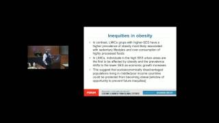 Mauricio Hernández Ávila (Part 1): Dimensions of Social and Health Inequities and Regional Trends