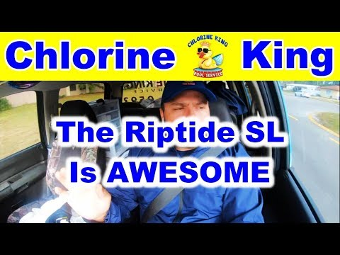 Why The RipTide SL Vacuum System is THAT AWESOME - Chlorine King Pool Service