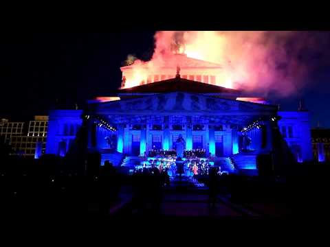 #Classic Open Air 2017, Opera Italiana in Licht und Feuer