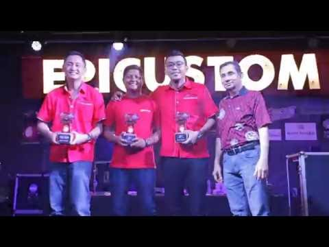 EPICUSTOM 2016 | EXCITER CAR CLUB ( LOMBOK )