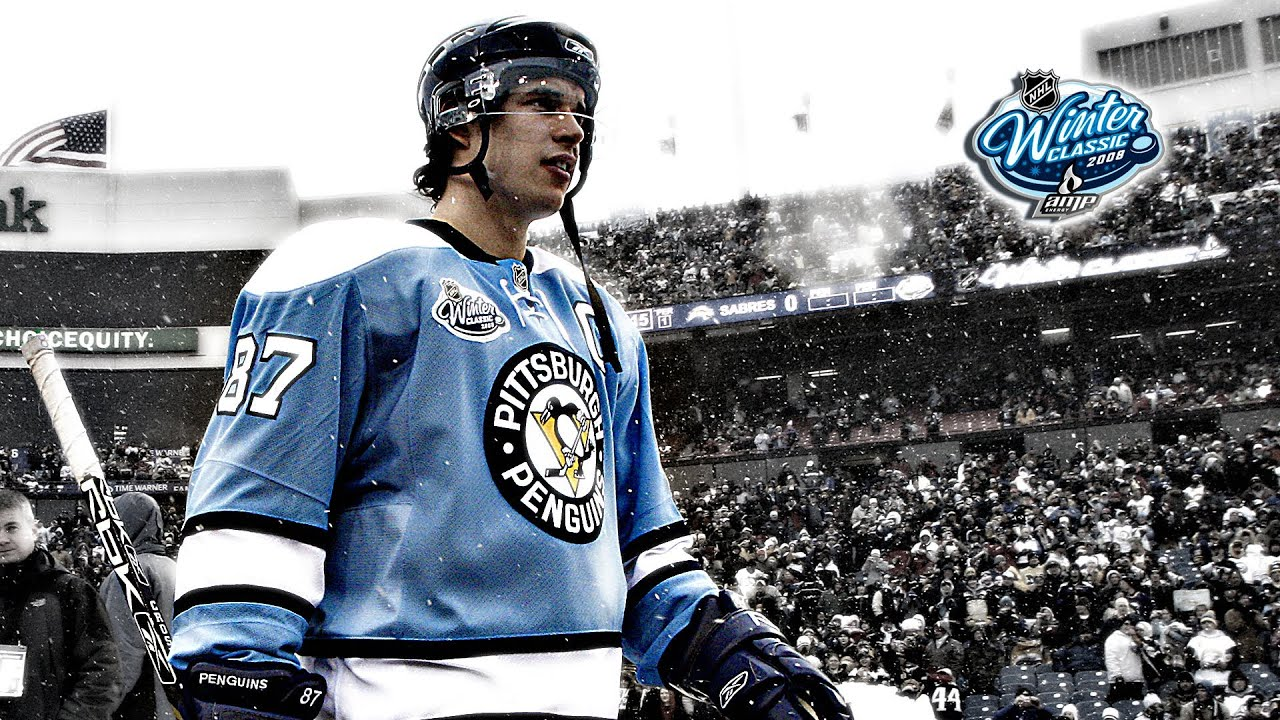 nhl top 10 winter classic moments hd - youtube