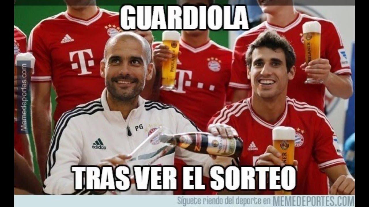 Mejores memes del sorteo cuartos de final champions for Champions cuartos de final