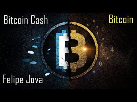 Bitcoin Cash - BCH // Novo Bitcoin - BTC