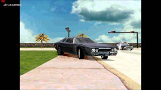 Driver (Very Old Demo) PlayStation - 1080p
