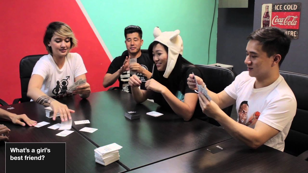 'Cards Against Humanity' now available to play online