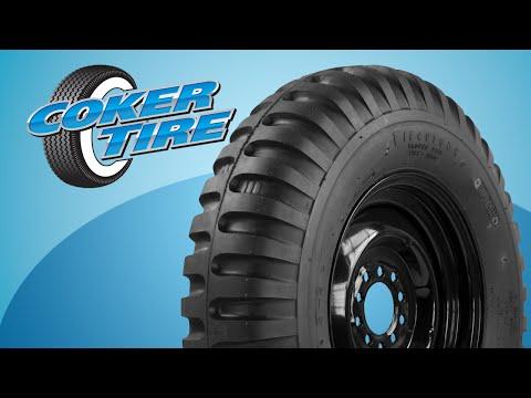 Firestone Military Tires | NDT