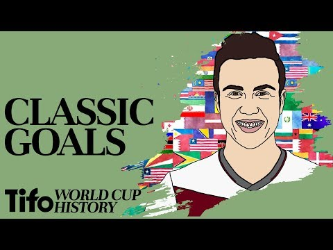Mario Gotze WC Goal 2014 | A History Of The World Cup