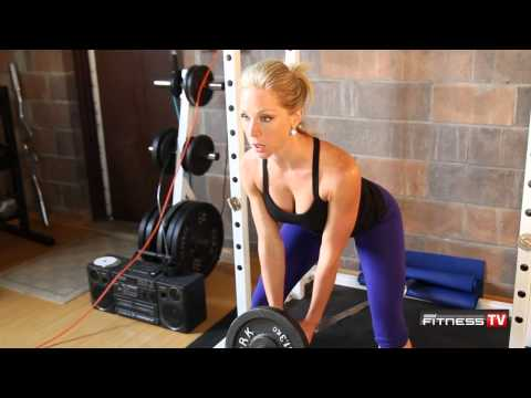 Fitness in a Minute - T-Bar Rows