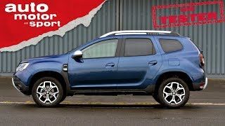 Dacia Duster TCe 125 (2019): Billig, aber auch gut? Test/Review | auto motor & sport