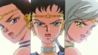 Sailor Moon Sailor Stars - Season Trailer 2 (deutsch/german)