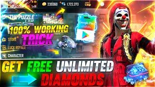 100% REAL WORKING TRÏCK 😨🔥GET FREE UNLIMITED DIAMONDS🤯|| GARENA FREE FIRE #8