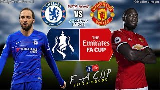 Chelsea vs Manchester United | FA Cup 2019 | Fifth-Round | Highlights | Promo | HD | Video