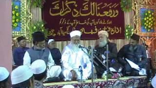 Hazrat Abdulla Quraishi al-Azhari reciting Istegasah-e-Jibreel