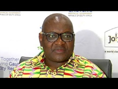 Makhura on plans to curb Uber, meterd taxi drivers violence