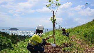 Usai Ditambang, Hutan Tumpang Pitu Akan Kembali Hijau Dengan Cara Ini