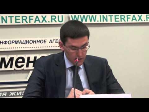 Павел Перевалов директор департамента ЖКХ Тюменской области