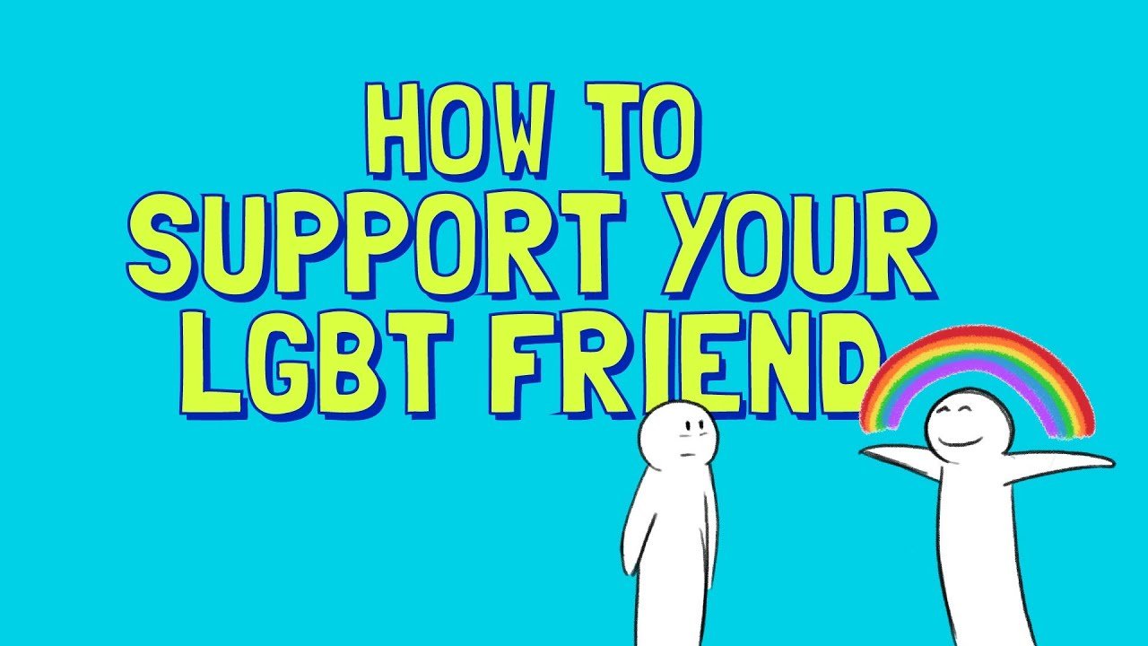What to do if Your Friend Comes Out to You