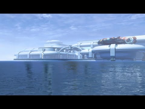 STAR WARS: The Old Republic - 'Manaan Retreat' Stronghold Trailer