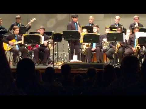 Patterson Mill High School Jazz Band