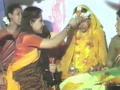Asha-Nayeem's Wedding Parties-July-August-1987-Asha's Gaye Holud