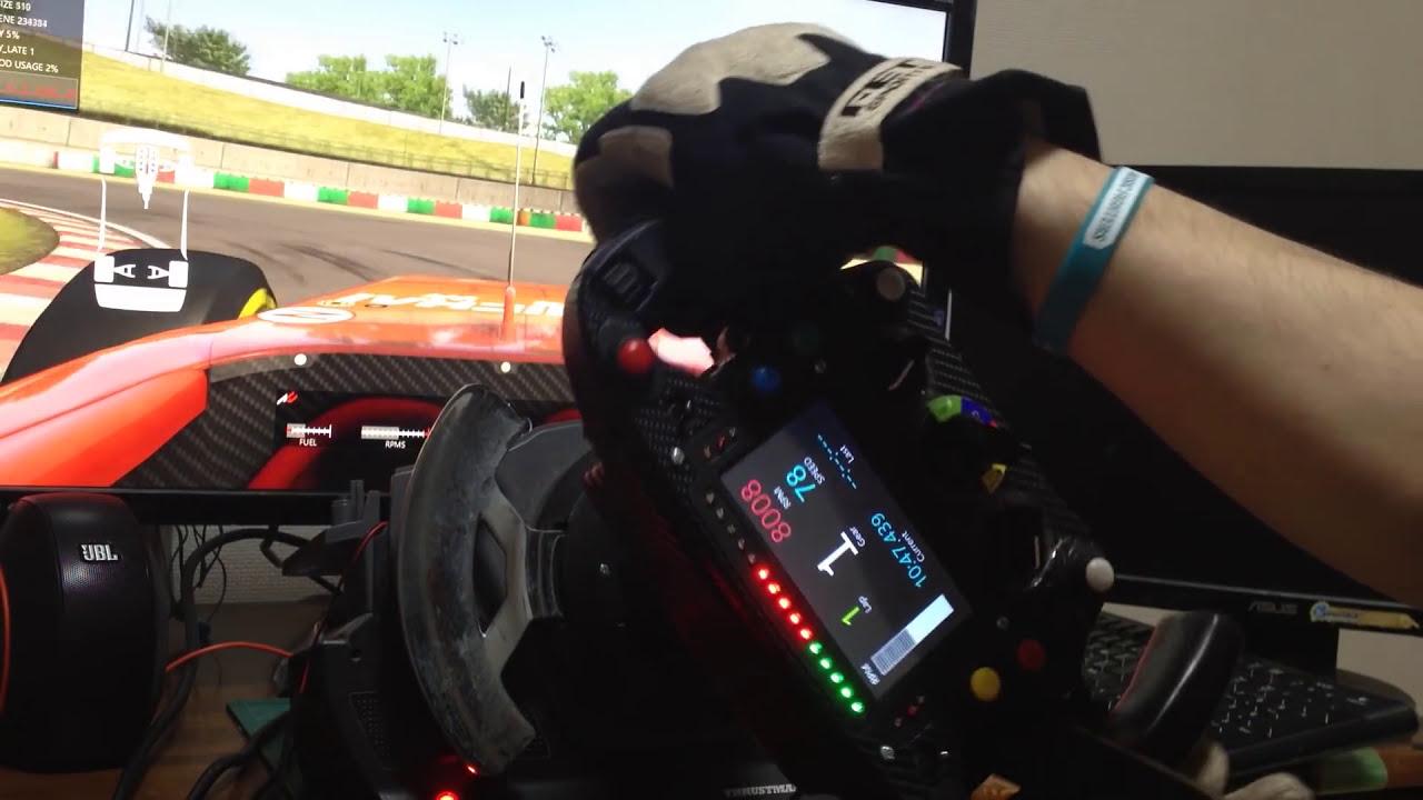 Diy F1 Sim Steering Wheel With 3d Printer  Natsuki 03:47 HD