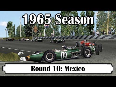 Grand Prix Legends - Mexico 1965