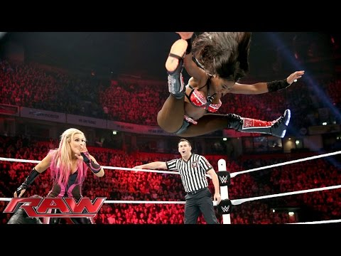Natalya Vs. Naomi: Raw – 9. November 2015