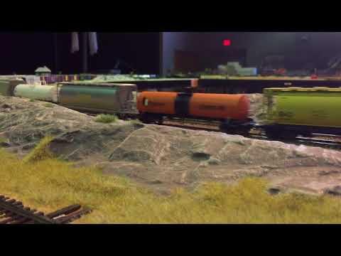 Seaboard Coast Line Freight
